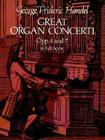 Great Organ Concerti: Opp. 4 and 7 in Full Score (Dover Music Scores) Cover Image