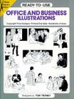 Ready-To-Use Office and Business Illustrations (Dover Clip Art Ready-To-Use) Cover Image