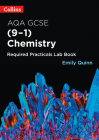 Collins GCSE Science 9-1 – AQA GSCE Chemistry (9-1) Required Practicals Lab Book Cover Image