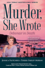 Murder, She Wrote: Debonair in Death (Murder She Wrote #54) Cover Image