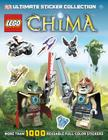 Ultimate Sticker Collection: Lego Legends of Chima Cover Image