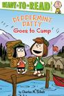 Peppermint Patty Goes to Camp (Peanuts) Cover Image