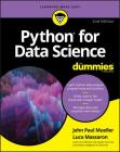 Python for Data Science for Dummies Cover Image