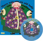 There Was an Old Lady Who Swallowed a Fly [With CD] (Classic Books with Holes) Cover Image