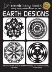 EARTH DESIGNS - Black and White Book for a Newborn Baby and the Whole Family: Special GIFT FOR A NEWBORN BABY Edition (Black and White Books for a Newborn and Baby #1) Cover Image