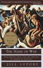 The Name of War: King Philip's War and the Origins of American Identity Cover Image
