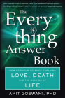 The Everything Answer Book: How Quantum Science Explains Love, Death, and the Meaning of Life Cover Image