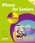 iPhone for Seniors in Easy Steps: Covers All Iphones with IOS 13 Cover Image