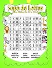 Sopa de Letras para Niños De 12 a 15 años: 12 -15 años Juegos para Aprender Vocabulario Basico Cover Image