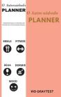 O Auto Cuidado Planner: Melhor Planificador da Vida Diária para o Bem-Estar, Atingir Objectivos, Saúde, Felicidade - Produtividade, Refeições, Cover Image
