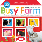 Busy Farm: Scholastic Early Learners (Touch, Slide, and Lift) Cover Image