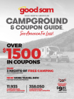 2022 Good Sam Campground & Coupon Guide Cover Image