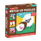 Puz Love Match Farm Animals Cover Image