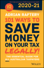 101 Ways to Save Money on Your Tax - Legally! 2020 - 2021 Cover Image