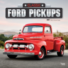 Classic Ford Pickups 2021 Square Foil Cover Image