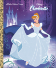 Cinderella (Disney Princess) (Little Golden Book) Cover Image