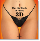The Big Book of Pussy 3D [With 3-D Glasses] Cover Image