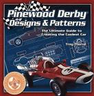 Pinewood Derby Designs & Patterns Cover Image