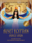 Auset Egyptian Oracle Cards: Ancient Egyptian Divination and Alchemy Cards (Rockpool Oracle Card Series) Cover Image