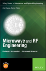 Microwave and RF Engineering [With CDROM] (Wiley Series in Microwave and Optical Engineering) Cover Image