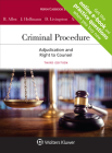 Criminal Procedure: Adjudication and the Right to Counsel (Aspen Casebook) Cover Image