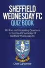 Sheffield Wednesday Quiz Book Cover Image