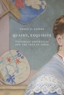 Quaint, Exquisite: Victorian Aesthetics and the Idea of Japan Cover Image