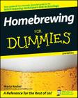 Homebrewing for Dummies Cover Image