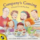 Company's Coming: A Passover Lift-The-Flap Book Cover Image