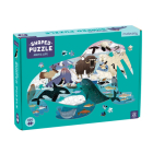 Arctic Life 300 Piece Shaped Puzzle Cover Image