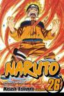 Naruto, Vol. 26 Cover Image