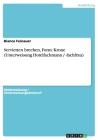 Servietten Brechen, Form: Krone (Unterweisung Hotelfachmann / -Fachfrau) Cover Image