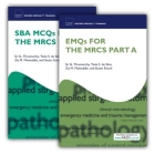 Sba McQs and Emqs for the Mrcs Part a Pack (Oxford Specialty Training: Revision Texts) Cover Image