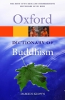 A Dictionary of Buddhism Cover Image