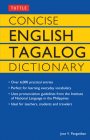 Concise English Tagalog Dictionary Cover Image