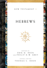 Hebrews (Ancient Christian Commentary on Scripture #10) Cover Image