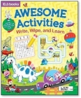 Awesome Activities Write, Wipe, and Learn Cover Image