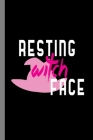 Resting Witch Face: Sorceress Spooky Witches Halloween Party Scary Hallows Eve All Saint's Day Celebration Gift For Celebrant And Trick Or Cover Image