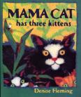 Mama Cat Has Three Kittens Cover Image
