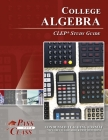 College Algebra CLEP Test Study Guide Cover Image