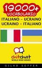 19000+ Italiano - Ucraino Ucraino - Italiano Vocabolario Cover Image