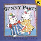 Bunny Party (Max and Ruby) Cover Image