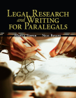 Legal Research and Writing for Paralegals Cover Image