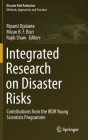 Integrated Research on Disaster Risks: Contributions from the Irdr Young Scientists Programme (Disaster Risk Reduction) Cover Image