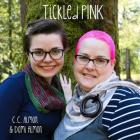 Tickled PINK: 2 designers, 4 indie dyers, 8 PINK-tastic patterns Cover Image