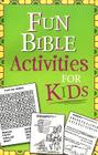 Fun Bible Activities for Kids Cover Image