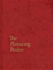 Plainsong Psalter Cover Image