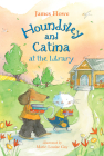 Houndsley and Catina at the Library Cover Image