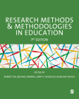Research Methods and Methodologies in Education Cover Image