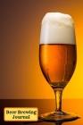 Beer Brewing logbook Cover Image
